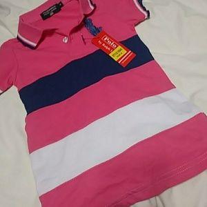 Polo by Ralph Lauren Shirt size 6